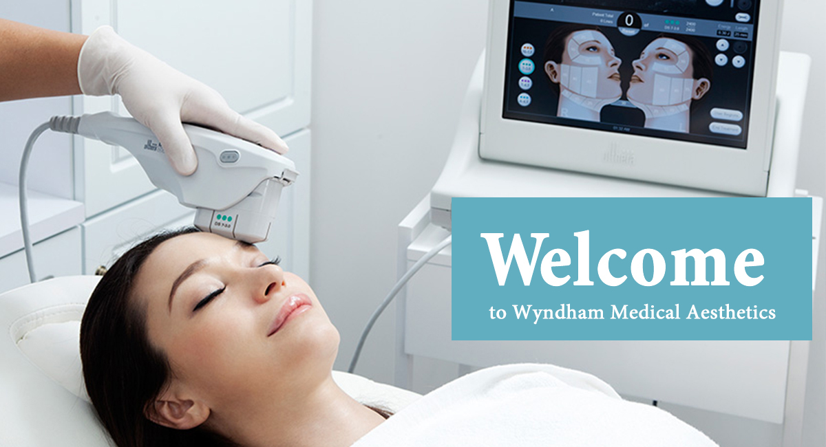 Ultherapy Treatment - Wyndham Medical Aesthetics Hong Kong